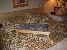 Blue Dove Mosaic Tray