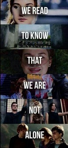 Never alone with the fandom !! :)