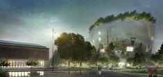 Gallery - MVRDV's Reflective 'Wunderkammer' in Rotterdam is Given the Green Light - 13