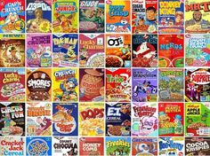 80s cereal