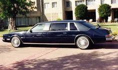 1981-1982 Chrysler Imperial Limousine