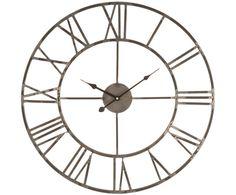 Habitat Wanduhr vintage wanduhr metall gross clocks and walls