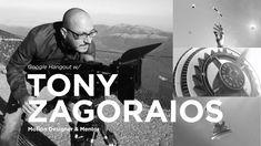 Art Director & Motion Designer Tony Zagoraios : Design Education, 3d Wor...