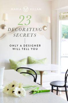 Interior Design Basics, Interior Decorating Tips, Interior Design Business, Top Interior Designers, How To Interior Design A House, How To Become An Interior Designer, Home Design Blogs, Interior Blogs, Decorating Ideas
