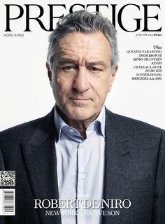 Robert De Niro Talks His Film Roles, His Restaurants, His Hotels and Fatherhood  #RobertDeNiro