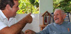 """""""Nós devemos tratar todos bem…"""", escreve Paolino ao amigo Tião Viana"""