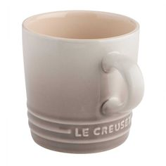 Enjoy your daily caffeine hit with Le Creuset Stoneware Espresso Mugs. The perfect size for a smooth espresso, or even a rich individual dessert, these petite mugs will inject a bit of colour into your kitchen.   The durable enamelled surface resists staining, chipping and cracking, and is easy to clean. Providing a totally hygienic surface, it will not absorb odours or flavours. Microwave, freezer and dishwasher safe.  This product is not suitable for use on the hob. 5-year guarantee.