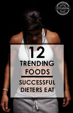 According to My Fitness Pal - THESE 12 foods are what successful dieters are eating - find out what those who successfully lost the weight have in common and how these foods can work for you.