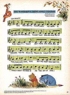 The Tigger Song