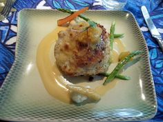 Mama's Stuffed Mahimahi is the signature dish. Mahimahi stuffed with lobster, crab and Maui onion, baked in a macadamia nut crust. No words to tell how fantastic the taste is. Mamas Fish House, Maui, Fisher, Onion, Turkey, Baking, Food, Turkey Country, Onions