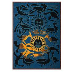 Revelation of the Sun - Carpet tapestry of art by Kenojuak Ashevak Doodles Zentangles, Tangle Doodle, Inuit People, Happy Owl, Inuit Art, Tribal Art, Tattoo Images, Tapestry, Drawings