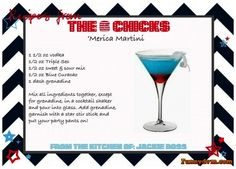 awesome 4th of july drink recipes part (2)