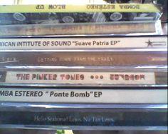 Nacional's albums