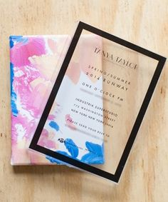 The 11 Prettiest NYFW Invites Of The Season