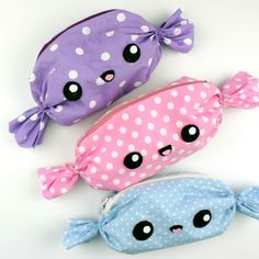 Pencil case sewing pattern inspiration
