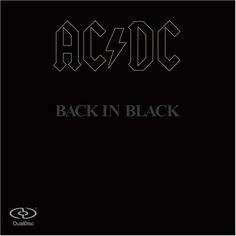 ACDC followed up Highway To Hell, and the death of Bon Scott, with one of the greatest metal albums of all time, Back In Black. It is tied for fourth highest-selling album of all time.