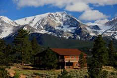 Best family vacation spot ever.  YMCA of the Rockies, Estes Park, CO