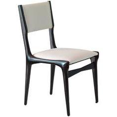 "Stunning Rare Carlo De Carli Chair ""671"" by Cassina, 1957"