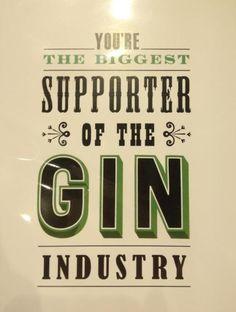 World Gin Day - June 15 2013.