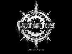Carpathian Forest The Horns T-shirt Carpathian Forest, Band Logos, Death Metal, Metal Bands, Music Bands, Black Metal, Horns, Christmas Bulbs, Image