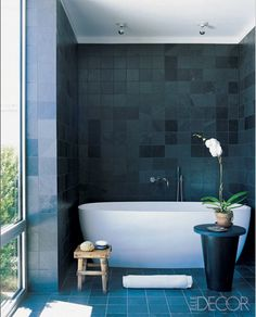 Slate Mosaic Tiling