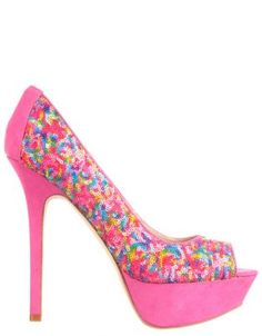 Candy shoes - Zilla
