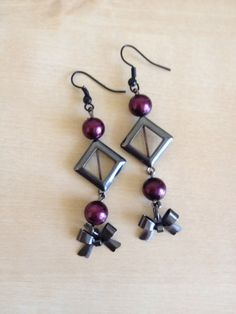 more cute earrings for only $12.00