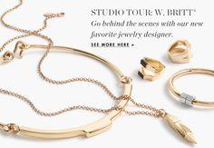 Women's Necklaces, Rings & Earrings : Women's Jewelry | J.Crew | Wbritt