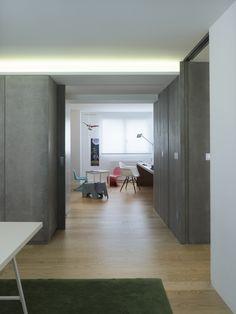 castroferro arquitectos | Piso Viroc - castroferro arquitectos
