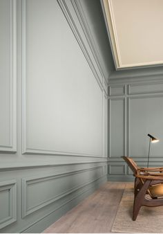 Paneling. Interior Architecture Inspiration and Ideas. Inspiring images featuring interior designs with wall and ceiling paneling