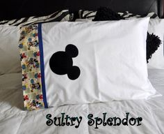 Disney Characters Autograph Souvenir  Mickey by sultrysplendor, $21.50  For Chris?