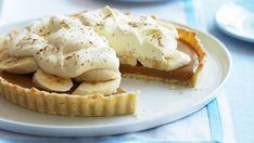 Banoffee Pie |       Le Banoffee Pie, est une tarte anglaise à base de bananes, de crème chantilly et de caramel de...