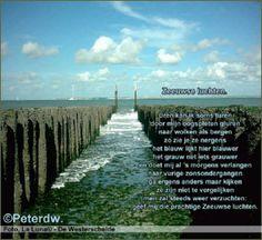 Gedichtje over Zeeland