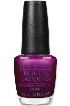 OPI's new fall nail colors - Suzi & the 7 Dusseldorfs