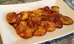 make fried sweet plantains *Because of my good friend Nancy*