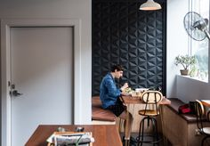 A cold-drip-focused cafe for wi-fi freeloaders. Cold Drip, Sydney Cafe, Wi Fi, Coffee Shop, Sunshine, Dining, Room, Furniture, Home Decor