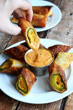 Fried Pickle Poppers