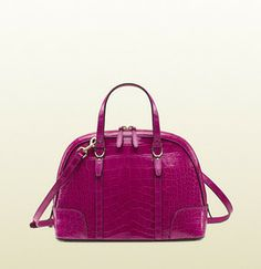 Gucci Nice Crocodile Top Handle Bag on shopstyle.com