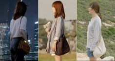 Nữ diễn viên ba mươi bốn tuổi, Song Hye Kyo vẫn duy trì được vẻ đẹp trẻ trung của cô như khi cô đóng  trong bộ phim hậu duệ  mặt trời được phát sóng trên kênh KBS2. Cô đóng vai bác sĩ Kang Mo Yeon, người đã có mối tình lẵng mạn với đội trưởng  Lực lượng đặc biệt Yoo Si Jin (Song Joong Ki). Là một bác sĩ phẫu thuật vào làm việc tại các thành phố của Iraq (mặc dù các địa điểm quay phim thực tế là ở Hy Lạp), Song dù sao cô cũng có nhiều khoảnh khắc thời trang, đặc biệt là trong vài tập đầu…