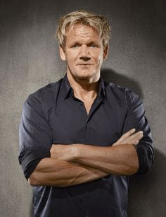 """Gordon Ramsey shoots an episode of """"Hotel Hell"""" in Milford, PA in 2012."""