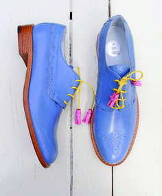 Trendcy - ABO Handmade Leather Purple Oxfords , 167.11 £ (http://www.trendcy.com/abo-handmade-leather-purple-oxfords/)