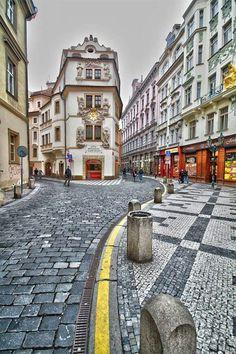 Czech Republic. Praag stad