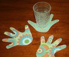 Handy Handmade Coasters