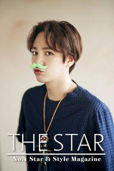 Jang Geun Suk takes a boyishly innocent photoshoot for 'The Star' | allkpop.com