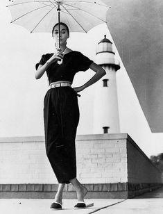 Betty Threatt, photo by Luise Dahl-Wolfe, 1948