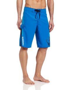 Quiksilver Men's Merged Board Short, Blue, 34 Quiksilver. $35.25