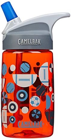 Camelbak Products Kids Eddy Water Bottle Sports 04Liter >>> Find out more about the great product at the image link #GETFIT