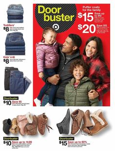 Target Black Friday 2019 Ads and Deals Browse the Target Black Friday 2019 ad scan and the complete product by product sales listing. Toddler Jeans, Toddler Boots, Black Friday 2019, Best Black Friday, Conversation Starter Questions, Friday News, Target Coupons, Kids Shows, Cannoli Cupcake