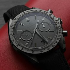 Omega Speedmaster Dark Side of the Moon Black