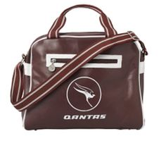 Qantas Retro Bowling Bag To commemorate Qantas  95th anniversary we are  proud to release a 33cdbf4353ea0